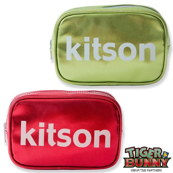 TIGER & BUNNY×kitson 『ポーチ』