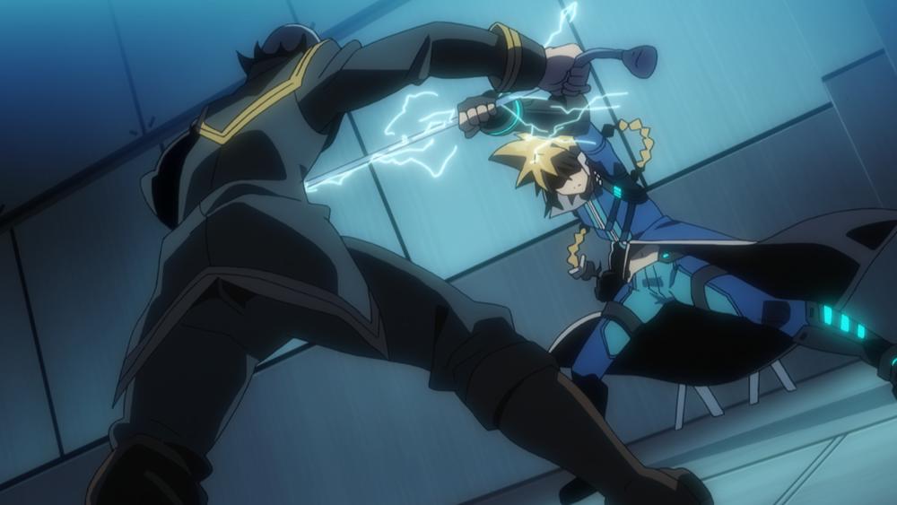 OVA『蒼き雷霆 ガンヴォルト』