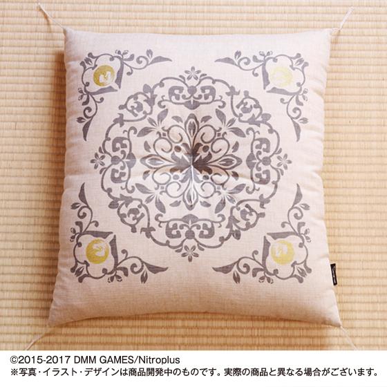刀剣乱舞-ONLINE-×洛中高岡屋 京座布団