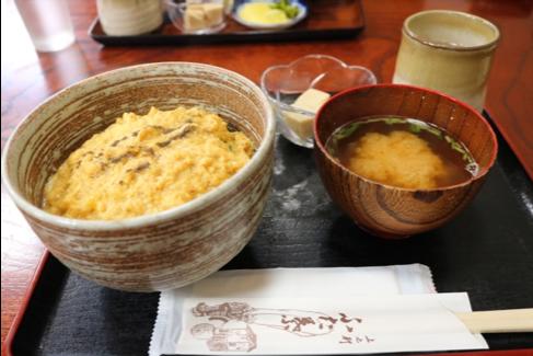 漫画からわかる京都のグルメ