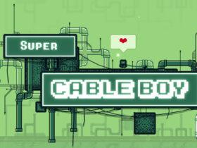 【BitSummit出展者関連リリース】DMMにて『Super Cable Boy(スーパー・ケーブル・ボーイ)』発売開始!発売記念として期間限定で20%オフで購入できるチャンス!8月4日まで!